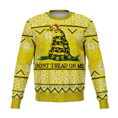 Don't Treat On Me Ugly Sweater