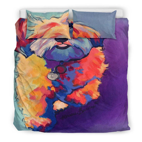 Bedding Sets - Colorful Dog Art
