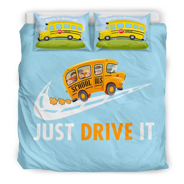 Bedding Sets - Just Drive ITTTTTTT
