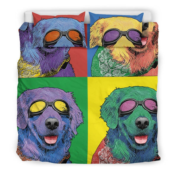 Bedding Sets - Pop Art Pet Portrait