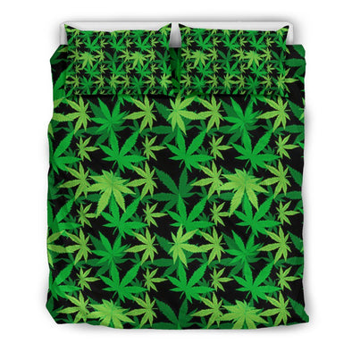 Bedding Sets - Weed - Bedding Sets White