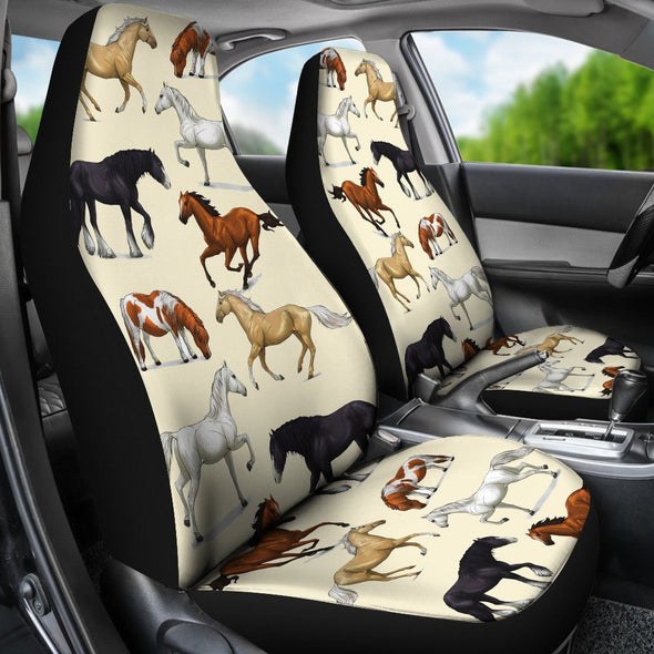 Carseatcovers - Horses - Car Seat Covers