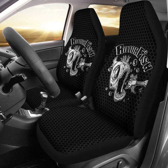 Carseatcovers - Rotary Fish - Car Seat Covers