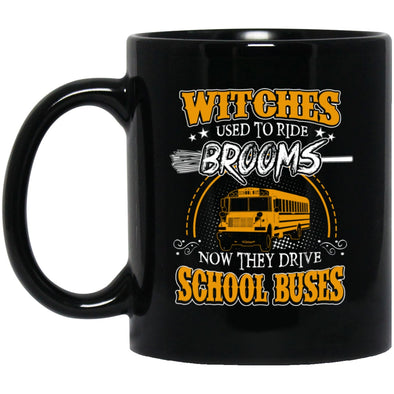 Drinkware - Bus Driver Now They Drive Black Mug