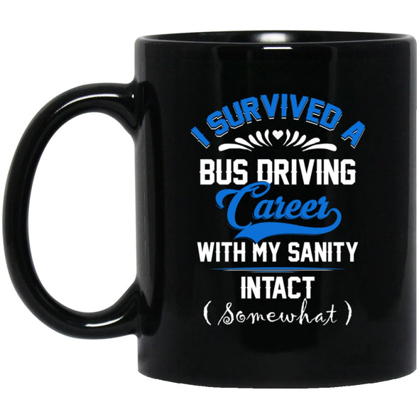 Drinkware - SANITY Black Mug