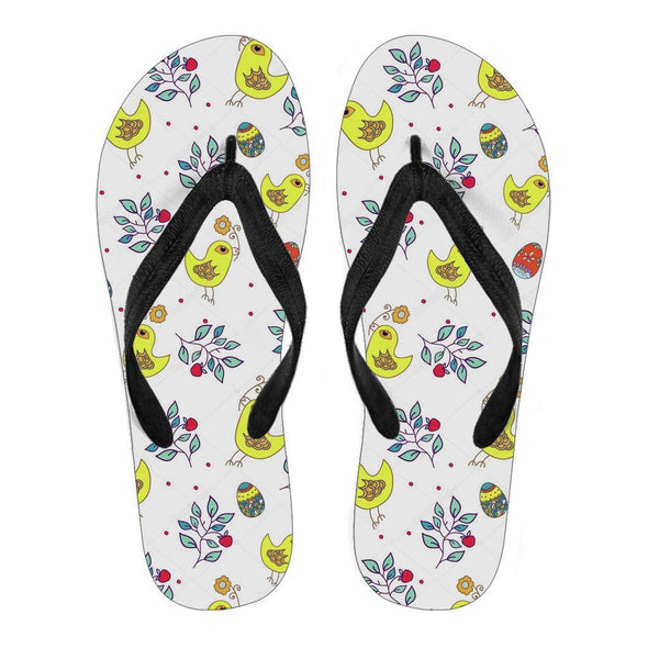 Flipflops - Seamless Chicken Flip Flops