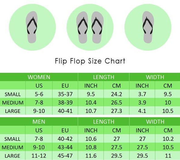 Flipflops - Women's  Flip Flops Summer