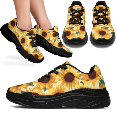Sunflower Chunky Sneakers