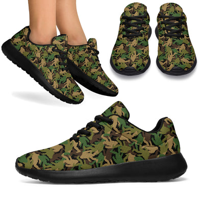 Camo Bigfoot Sneakers