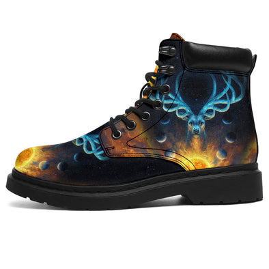 Galaxy Deer All-Season Boots