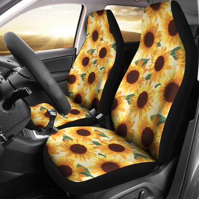 Sunflower Premium Car Seat Covers