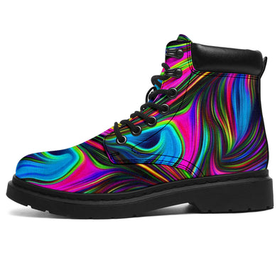 Whitemore Abstract All-Season Boots