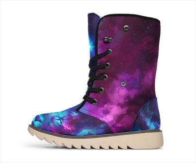 Lion galaxy V2 Polar Boots