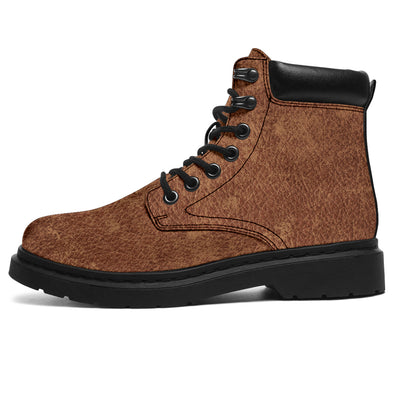 Classic Vintage Leather All-Season Boots