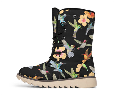 Hummingbirds Polar Boots