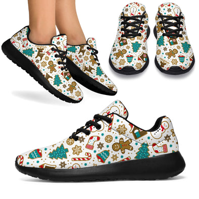 Christmas Pattern Sneakers