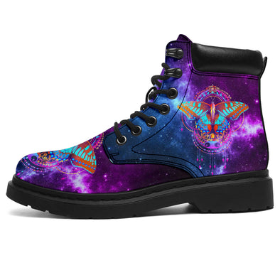 Dreamcatcher Butterfly All-Season Boots