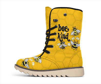 Bee Kind Polar Boots