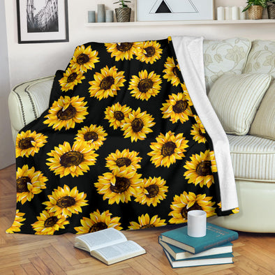 Blanket Sunflower Pattern