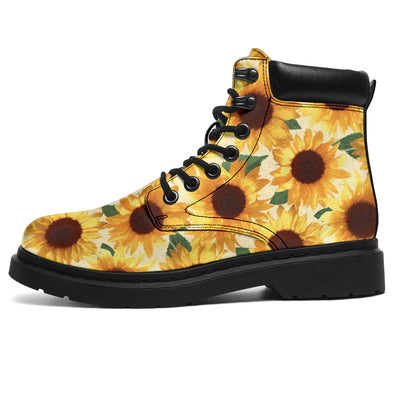 Sunflower All-Season Boots
