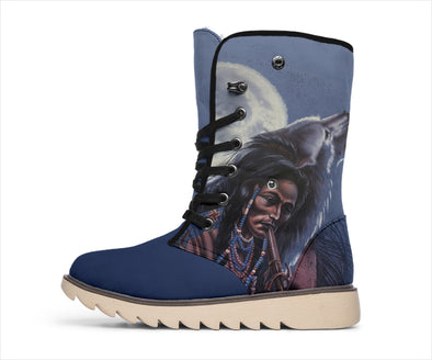 Native Wolf Polar Boots