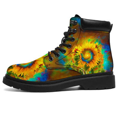 Sunflower Galactic All-Season Boots