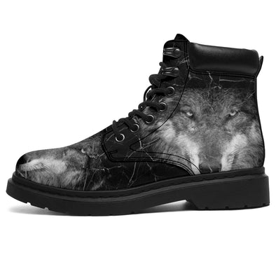 Black Wolf All-Season Boots