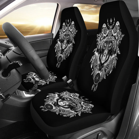 Totem Wolf Car Seat Covers