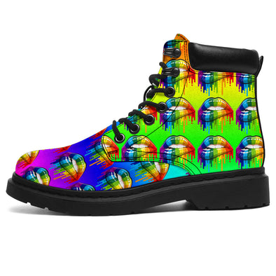 LGBT I Licked It All-Season Boots