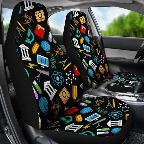 Car Seat Covers - Science