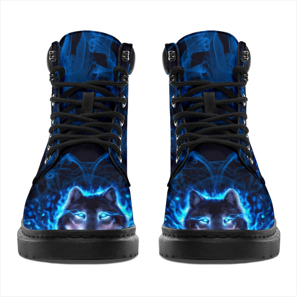 Wolf Smoke Wave All-Season Boots