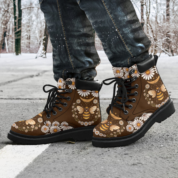 Moon Bee All-Season Boots