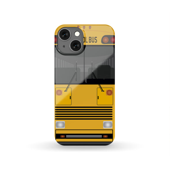 Awesome School Bus Phone Case