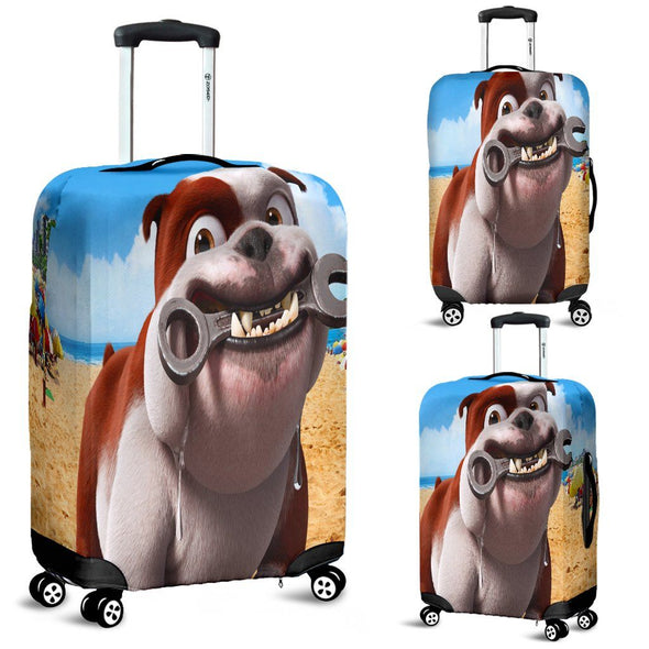 Luggagecovers - Funny Dog