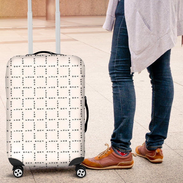 Luggagecovers - Funny Luggage Covers