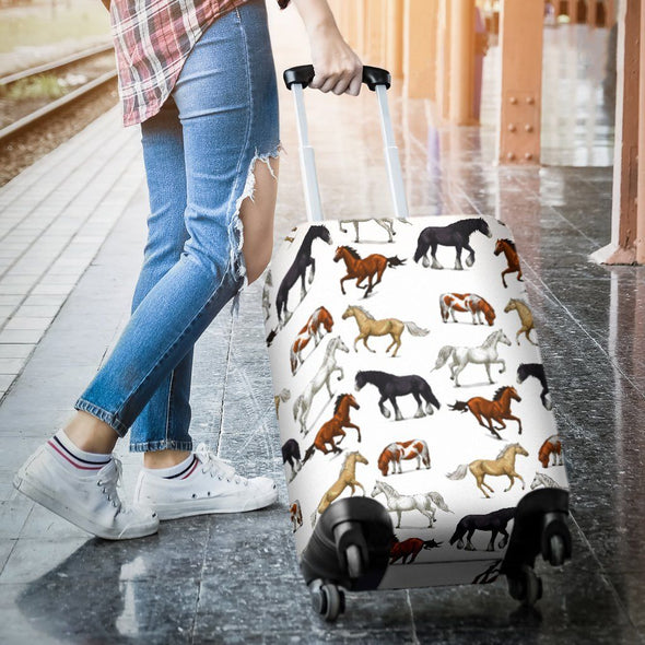 Luggagecovers - Horse - Luggage Covers
