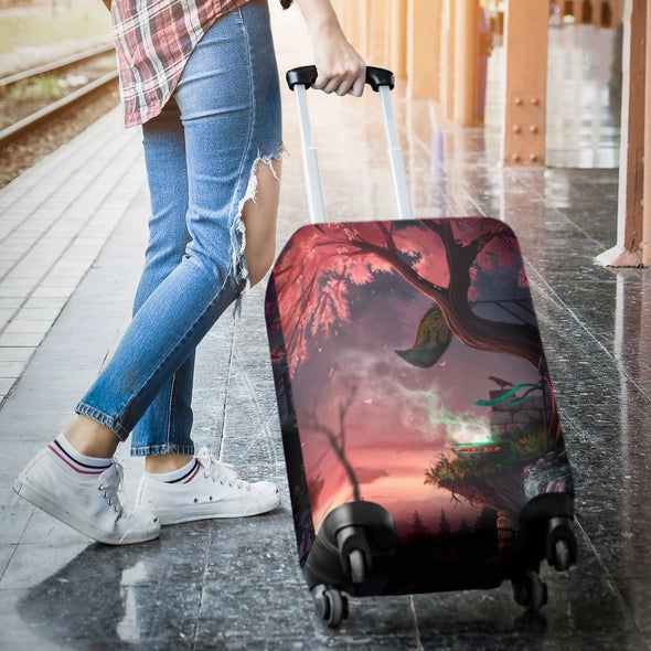 Luggagecovers - Landscape Luggage