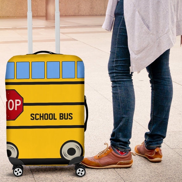 Luggagecovers - School Bus Luggage Covers