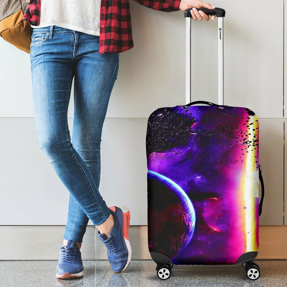 Luggagecovers - Universe Luggage
