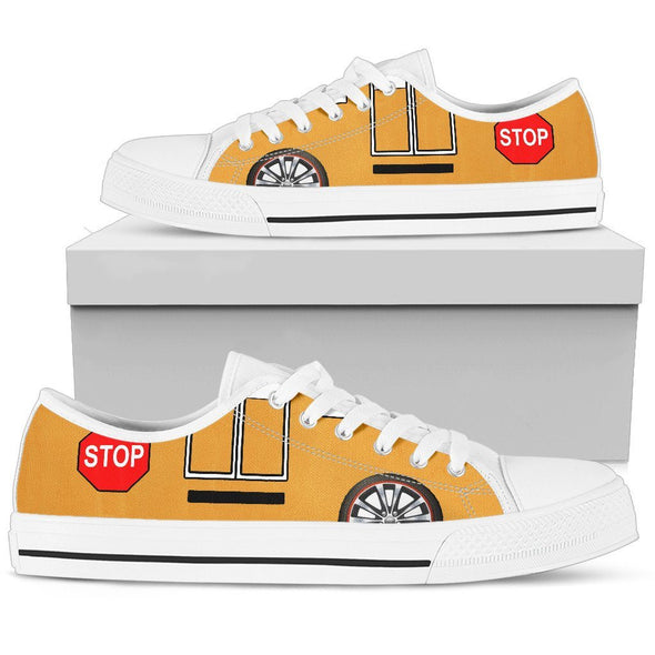 Men's School Bus ( Low Top Shoes )