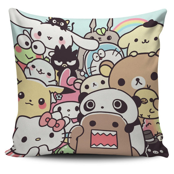 Pillows - Anime Animals - Pillow Covers