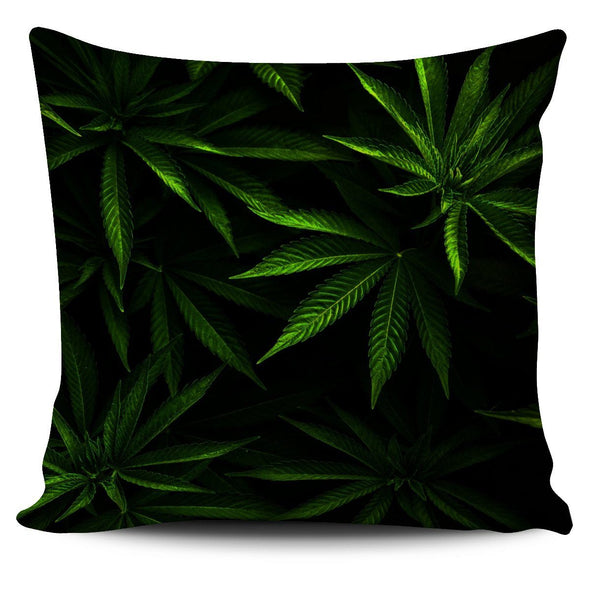 Pillows - Cannabis Pillow Cover