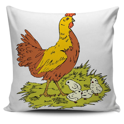 Pillows - Chicken New Design - Pillow Covers