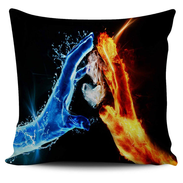 Pillows - Fice And Ice - Pillow Covers