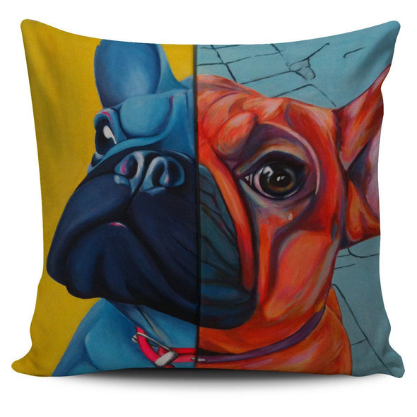 Pillows - Fransk Hot Dog - Pillow Covers