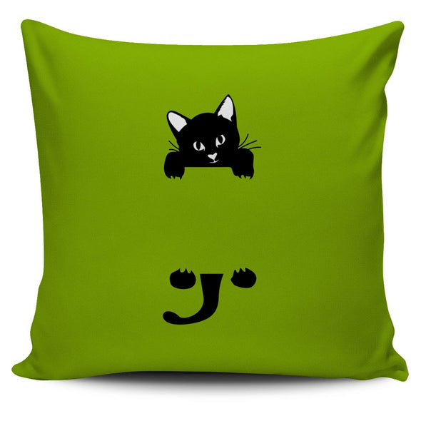 Pillows - I Love Cat - Pillow Covers