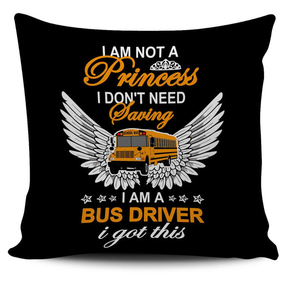 Pillows - I'm A Bus Driver I Got This - Pillow Covers