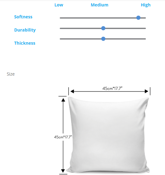 Pillows - I'm A Thicker - Pillow Covers