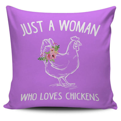 Pillows - Just A Woman - Pillow Covers
