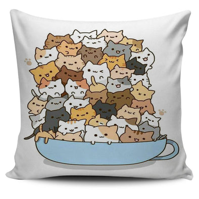 Pillows - Kitty Cats - Pillow Covers